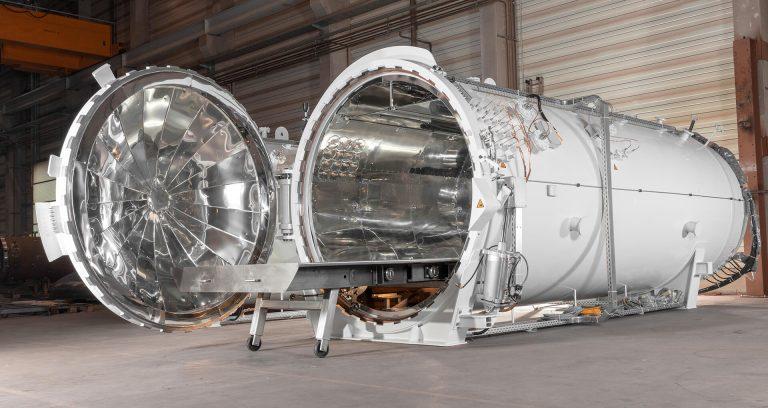 Welding of high pressure vessels reactors, columns, converters, autoclaves, valves
