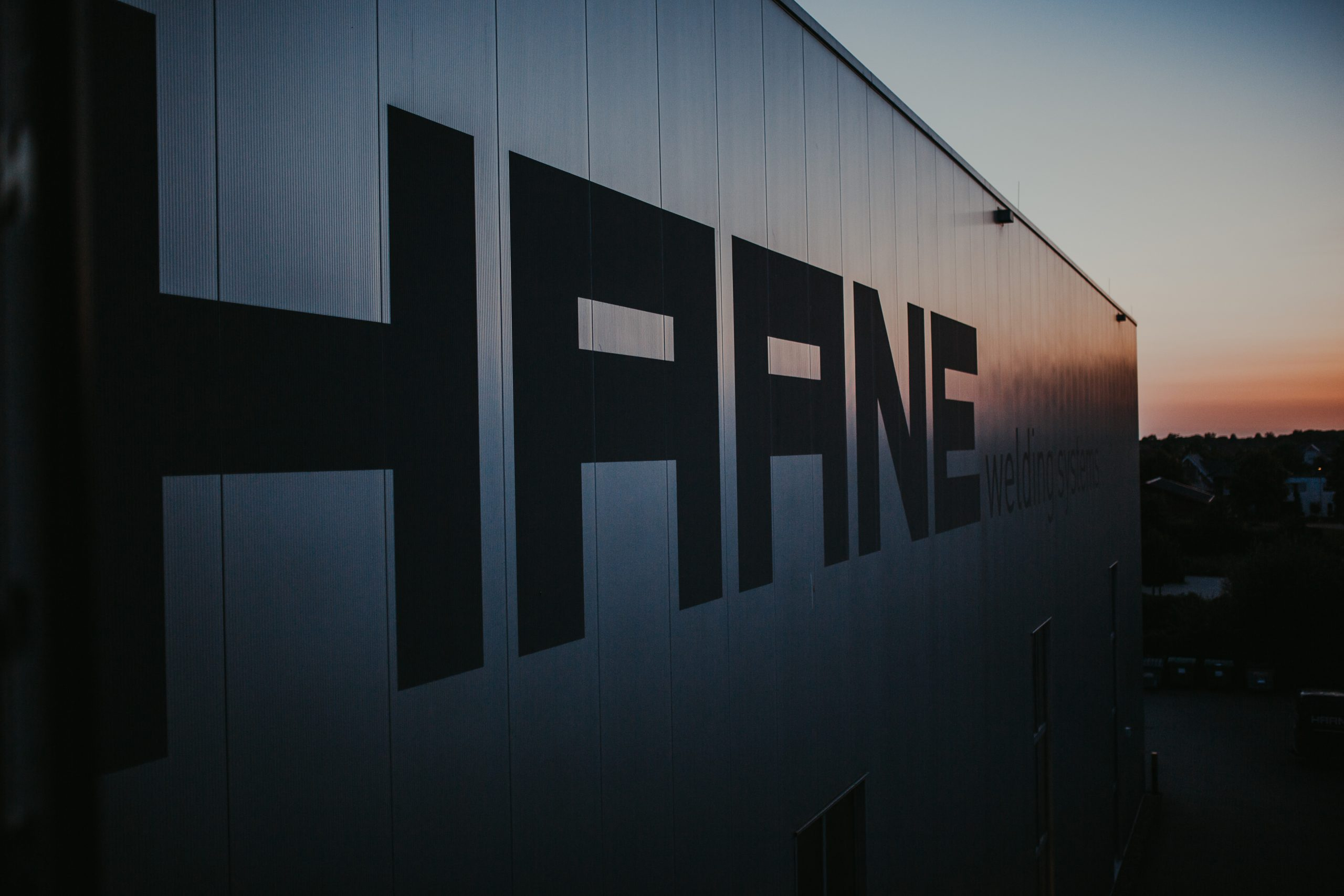 Haane Welding Systems Компания Borken