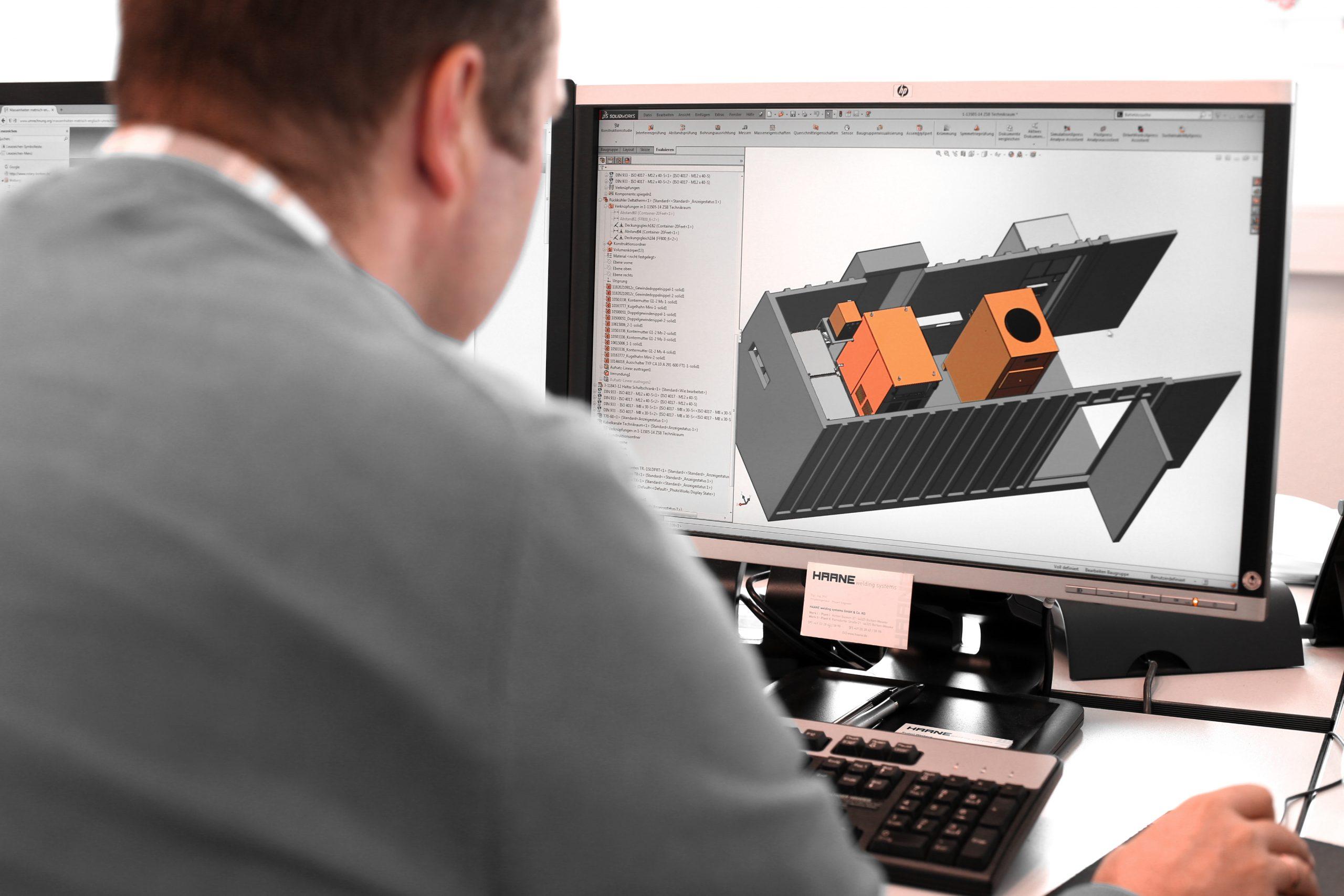 Новое строительство Haane Welding Systems