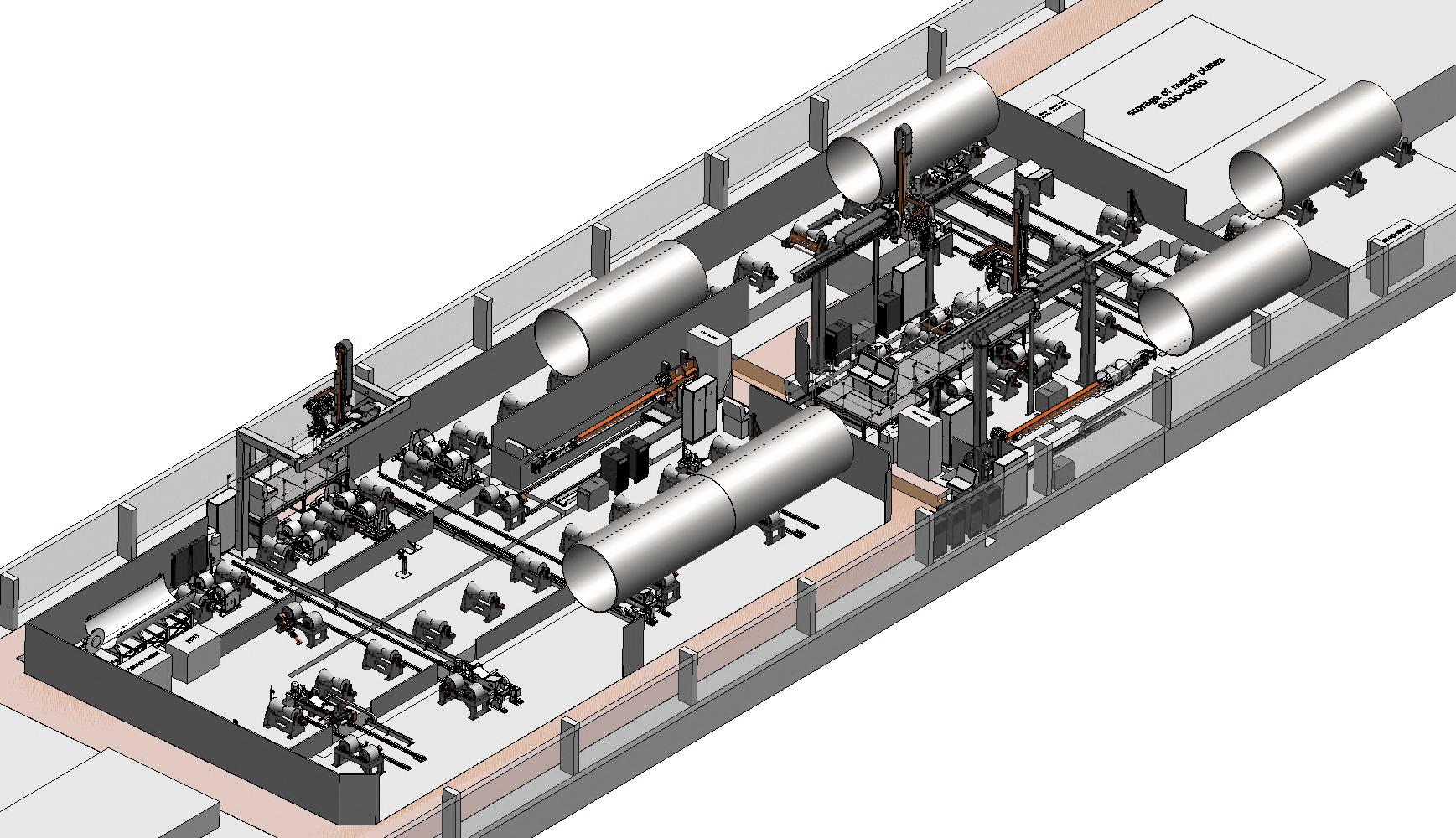 Process optimization Haane Welding systems
