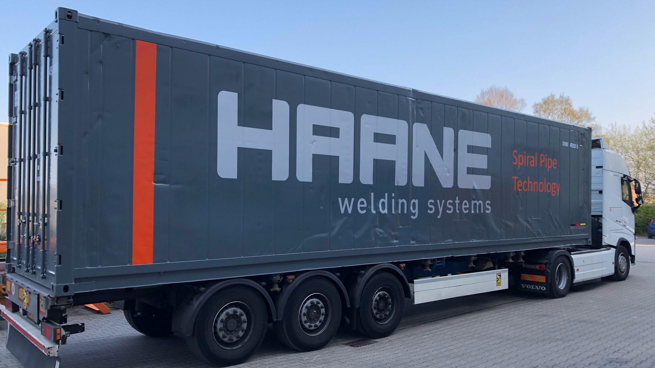 HAANE Container